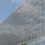 Modern Windowed Building — Stock Photo #53255219