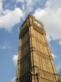 London's Big Ben — Stock Photo