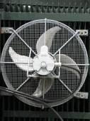 Industrial Fan — Stock Photo
