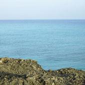 Ocean cliff — Stock Photo