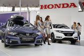 International Motor Show in Belgrade — Stock Photo