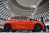 Salón Internacional del automóvil de Belgrado — Foto de Stock