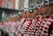 Bulgaria Sofia Guards of Honor — Stock Photo