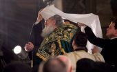 Bulgarian Patriarch Neophyte Inauguration — Stockfoto