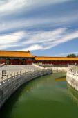 Beijing Forbidden City Architecture — Stock Photo