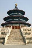Temple of heaven beijing china — Stock Photo