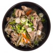 Vietnamese Pho soup bowl — Stock Photo #67768813