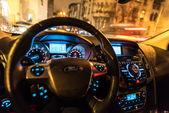 Ford Focus Compact Car Dashboard Lights — Photo