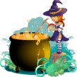Halloween — Stock Vector #53575027