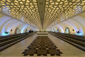 Aeropuerto Internacional de Abu dhabi — Foto de Stock