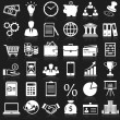 Business and finance icons. Vector set. — Stock Vector #57544547