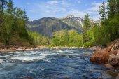 River Selenginka — Stock Photo