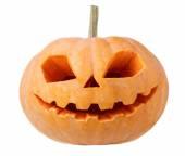Dýně halloween jack o lucernou — Stock fotografie