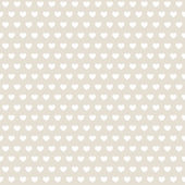 Vector Love hearts pattern background — Stock Vector