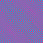Seamless Vector Neon Pink Blue Diagonal Strips Pattern Background — Vector de stock