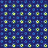 Naadloze 3d bloem patroon achtergrond voor behang, patroon, web, blog, oppervlak, texturen, afbeelding & afdrukken. — Stockvector