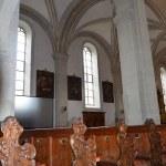 Church of St. Leodegar (Hofkirche) in Lucerne, Switzerland — Stock Photo #70260623