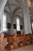 Église de St. léger (Hofkirche) à Lucerne, Suisse — Photo