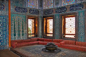 Topkapi Palace Interior — Stock Photo