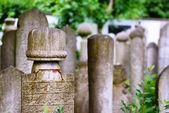 Tombstones — Stock Photo