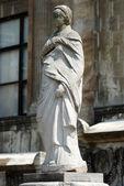 Estatua de la mujer — Foto de Stock