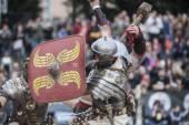 罗马的诞生 — 图库照片