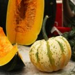 Small pumpkins — Stock Photo #61241795