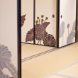 Japanese home indoor decoration — Stock fotografie #60283203