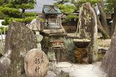 Shinto shrine temple — 图库照片