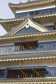 Japanese old architecture — Stock Photo