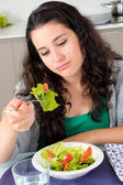 Boring diet — Stock Photo