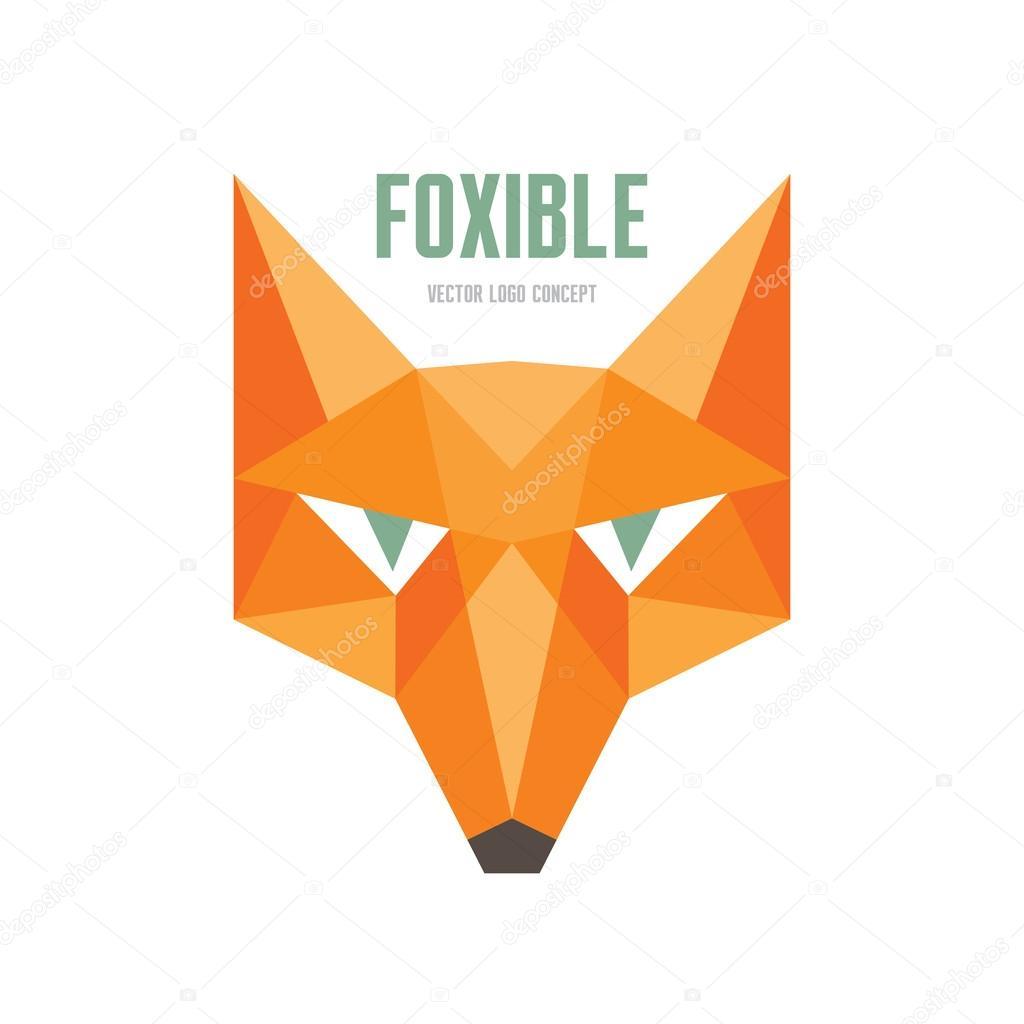 Fox head vector illustration   Fox Head Illustration