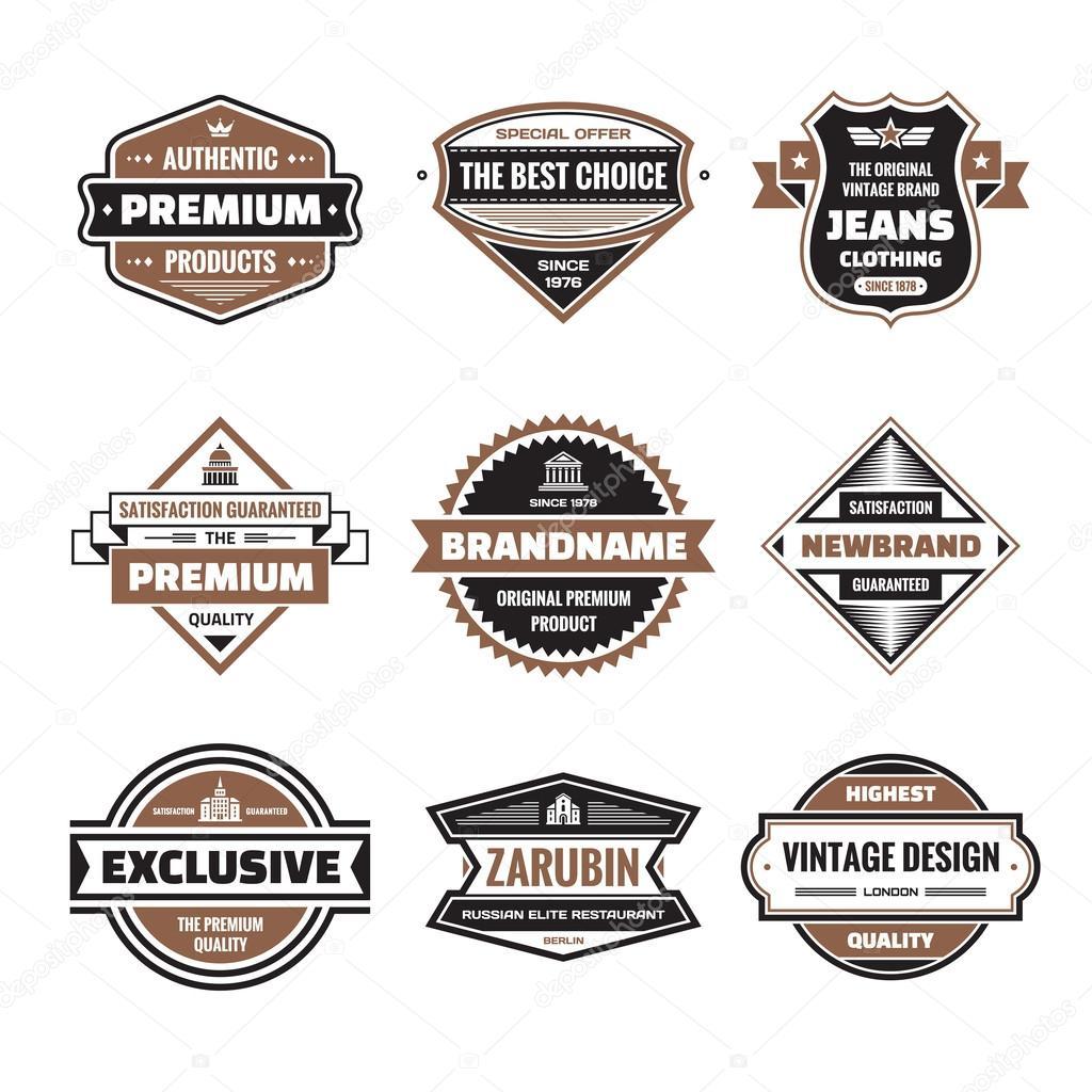 logotype label badge emblem - photo #3