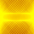Abstract yellow background. Bright yellow lines. Geometric pattern in yellow and brown colors. Digital art. — Stock Photo #62152935