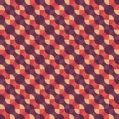 Abstrakt geometrisk bakgrund. Sömlös vektor mönster. — Stockvektor
