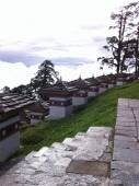 Landscapes in Bhutan — Stock Photo