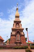 Pagoda en tailandia — Foto de Stock