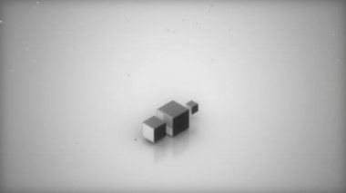 Impossible Triangle — Stock Video