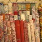 Moroccan carpets — Stock Photo #55929703
