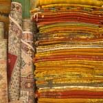 Moroccan carpets — Stock Photo #55929741