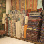 Moroccan carpets — Stock Photo #55929767