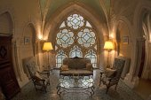 修道院のインテリア — ストック写真