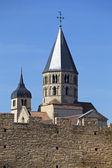 Cluny abbey — Stock Photo