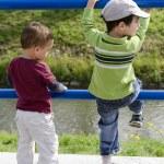 Children playing — Stock Photo #60085575