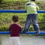 Children playing — Stock Photo #60085583