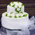 Wedding cake — Stock Photo #60253921