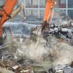 Demolition site — Stock Photo #74727339