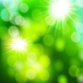 Bokeh lights background — Stock Vector