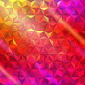 ретро треугольник фон — Cтоковый вектор