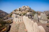 Kumbhalgarh Fort in Rajasthan — Stock Photo